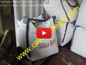 Silica Sand for Water Filtration