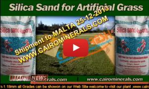 Silica Sand For Artificial Grass 1